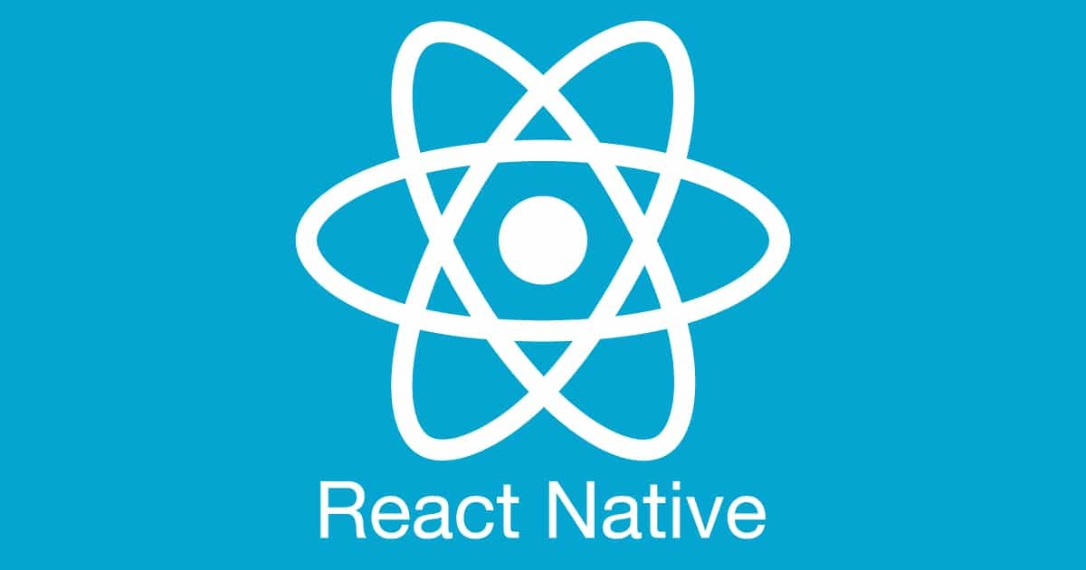 React Native_concepteur d'application mobile_Framework multiplateforme